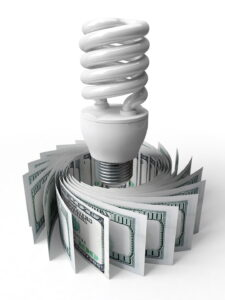 lightbulb-LED-100-dollar-bills